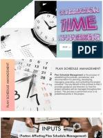 CONSTRUCTION TIME MANAGEMENT - Group 1 - Plan Schedule Management.pptx