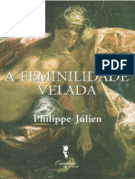 FEMINILIDADE VELADA...
