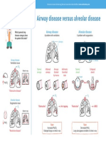Airway Disease Versus Alveolar Disease