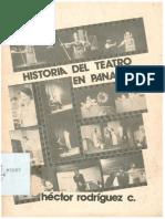 Historia Del Teatro 1