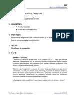 ACTIVIDAD N° 3 - ABC - Comunicación