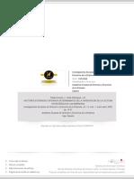 FACTORES EXTERNOS E INTERNOS DETERMINANTES DE LA ORIENTACIÓN DE LA CULTURA ESTRATÉGICA DE LAS EMPRESAS