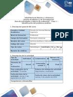 Guía de actividades y rúbrica  de evaluación - Fase 1 - Identificación del problema analítico.docx