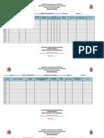 2. Formato de Bajas Del Personal Del Componente Armada Bolivariana