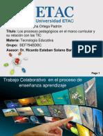 Tecnología Educativa TAREA4