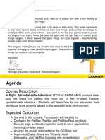 00 02 Spreadsheets Advanced Welcome Agenda