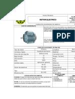 337239602 Ficha Tecnica Motor Electrico