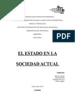 El estado en la sociedad actual.doc