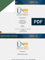 PPT Debate Propuesto Psicologia Politica