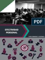 Manual de Efectividad Personal - Nivel Sabe