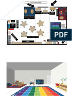 classroom floorplan