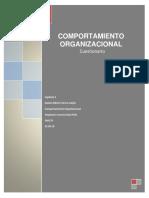 Comportamiento Organizacional Objeto 2