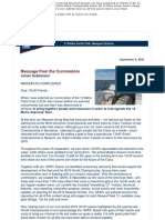 12 Metre Yacht Club E-Newsletter