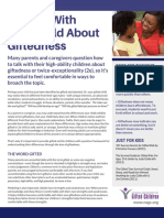 nagc tip sheet-talking with your child about giftedness
