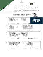 Adiciones y Sustracciones Con Números Menores a 20 B_recurso_doc