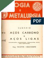 Geologia e Metalurgia