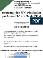Séance 10 MFM - Stratégies des FTN, régulation par le marché et rôle de l'Etat 2017-2018.pptx