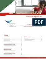 Escuchar Para Entender - Workbook Sergio