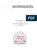 Implementación de Una Metodología Para La Estimación de Costos de Soldadura y Consumibles Con El Proceso Gmaw en Las Dos _1
