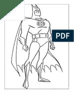 kifestők - szuperhősök