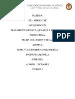 u3t3 Tratamientos Fisico-quimicos y Biologicos