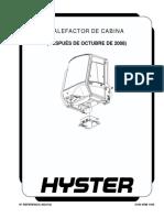 Cabina Del Calefactor