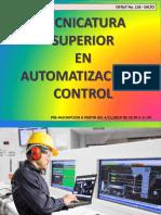 Tecnicatura Automatizacion Oferta 2019 Salto