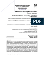Paulownia Medicine Usa Study