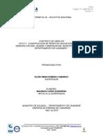 Informe Ejecutivo Adicional Final