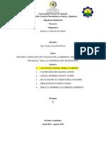 Proyecto de Estudio y Medicion