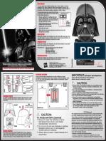 SW Darth Vader Voice Changer