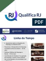 Apresentação Qualifica RJ (GT Cursos e Qualificação)