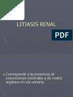 Litiasis Renal 17-10-15