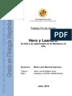 Marchal Espinosa Mara Luisa TFG Filologa Hispnica
