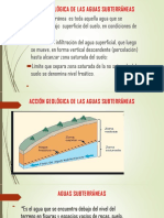 Acción Geológica de Las Aguas Superficiales (1)