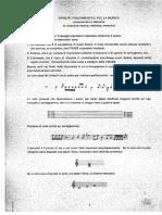 Dispensa Teoria Musicale