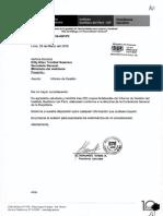Informe de Transferencia Igp