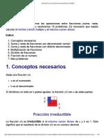 factorizar