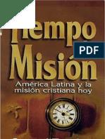 Tiempo de Misión. Samuel Escobar