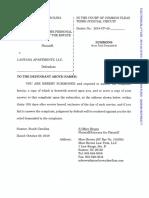 Wrongful Death Lawsuit 10-30