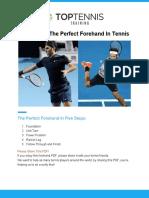Forehand PDF