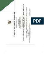 Curso Actualizacion en Fundamentos de Archivo y Tablas de Retencion - SENA
