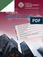 REVISTA Colegio de Contadores Públicos de AREQUIPA FEBRERO 2018