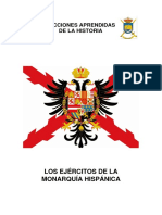 Ejercitos Monarquia Hispanica - Tercios - Lecciones Aprendidas - MADOC