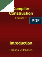 Lecture 01 CC