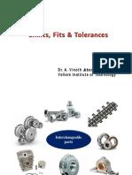 FALLSEM2019-20 MEE2001 ELA VL2019201005431 Reference Material II 12-Jul-2019 Conventional Tolerancing