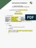 Formato Informe Practicas