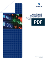 Investment Management Value Creation 2014