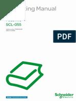 Manual mod. SCL ELAU Servo Drive_Motor