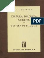 F. L. Cornely - Cultura diaguita chilena y cultura de el molle.pdf